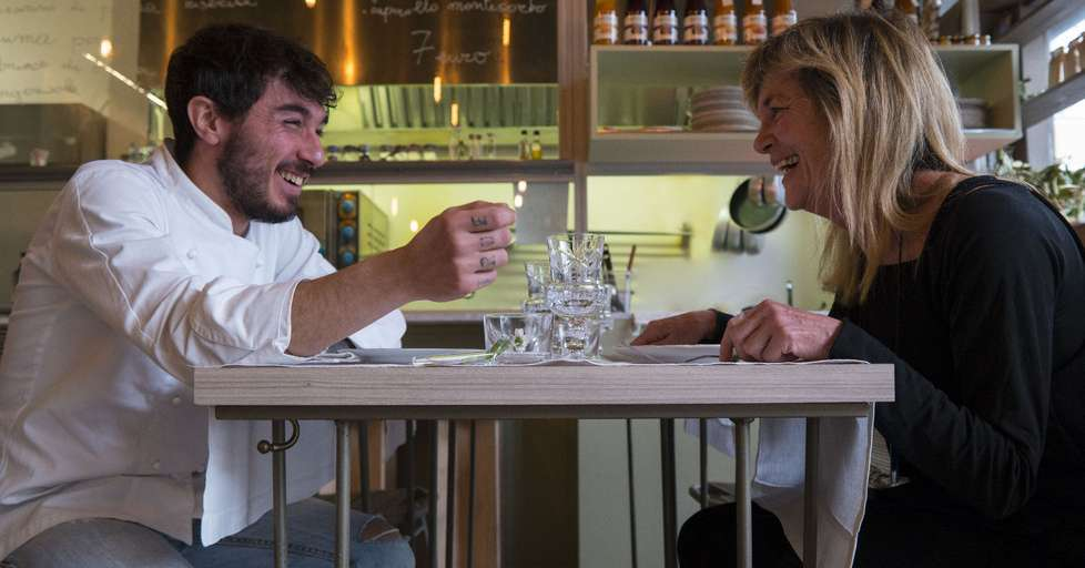 La favola cipollone da arredatore d interni a chef - Arredatore d interni milano ...