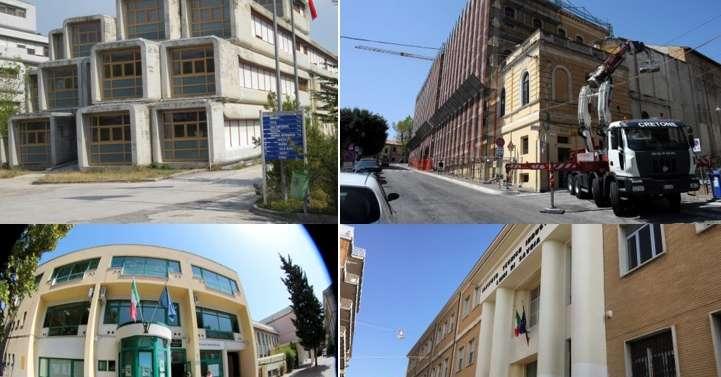 terremoto gli architetti servono risorse per le scuole teramo il centro. Black Bedroom Furniture Sets. Home Design Ideas