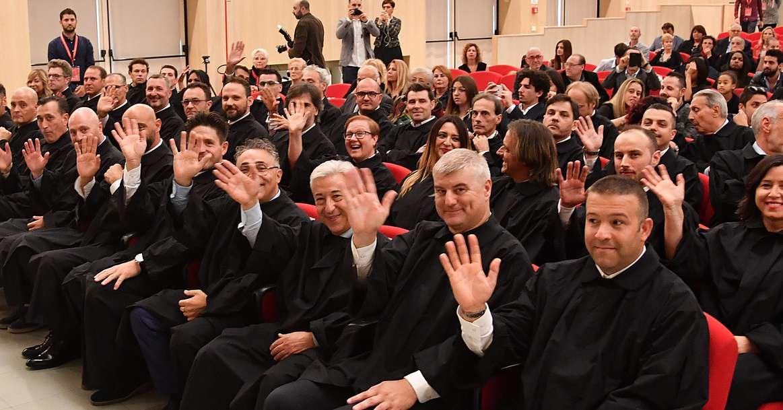 Teramo, agenti di commercio in festa - Abruzzo - Il Centro