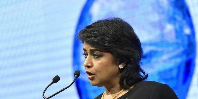 Risultati immagini per presidente mauritius si dimette