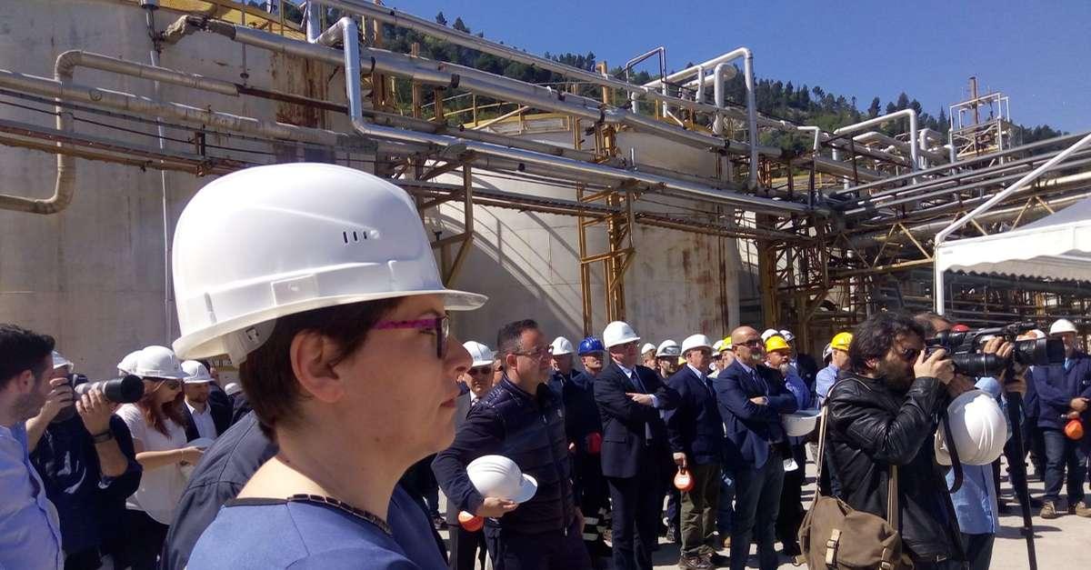 Riparte il sito storico della chimica investimenti per 25 for Sito storico