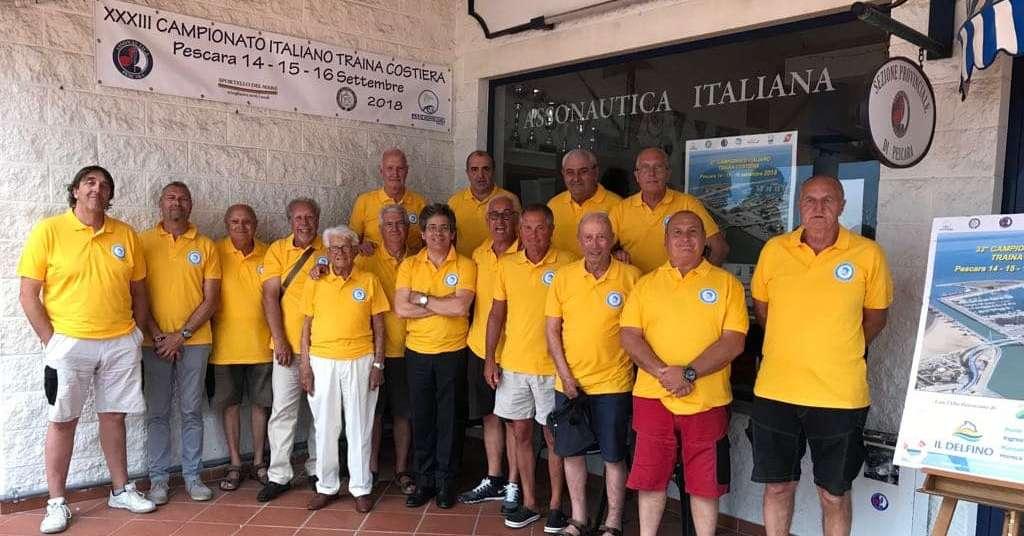 Pescara Camera Live : In abruzzo i campioni di pesca a traina video sport il centro