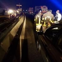 Un incidente sull'A14