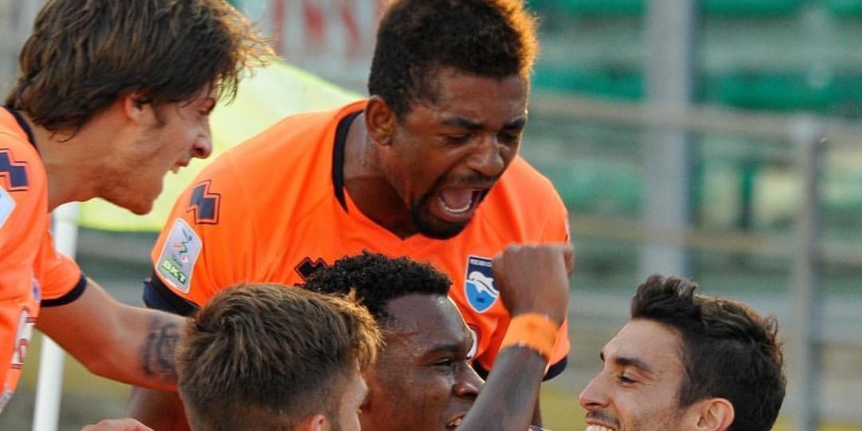 timeless design 8c895 ff0d9 Pescara beffato nel finale, 2-2 a Padova - Sport - Il Centro