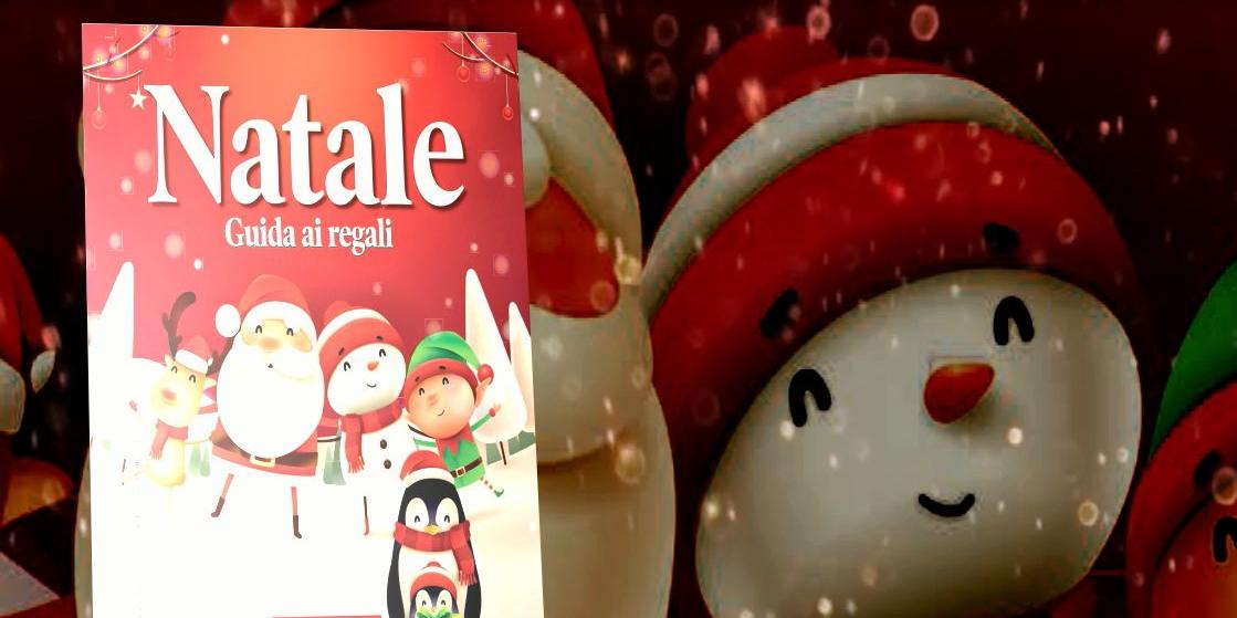 Regali Di Natale Video.Gratis Con Il Centro Il Libro Sui Regali Di Natale Video Abruzzo
