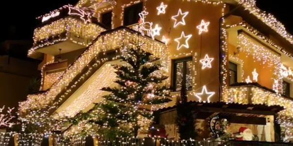 Babbo Natale Casa.A Montesilvano La Casa Di Babbo Natale E Gia Un Icona Video Pescara Il Centro