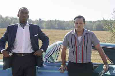 Una scena del film Green book