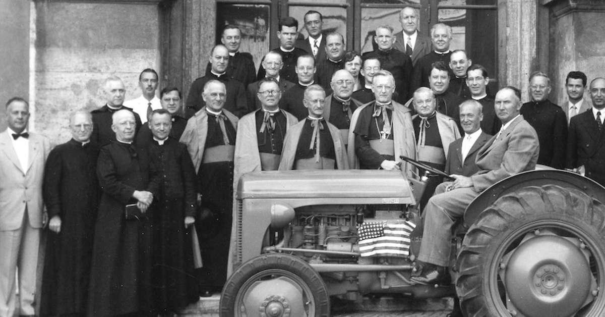 Cento anni di Barbuscia: dal trattore donato al Papa alle ...