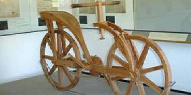 La Bicicletta Inventata Da Leonardo Abruzzo Il Centro